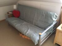 metal bed sofa / futon only £50