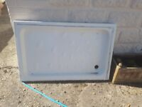 Used shower tray. In great condition just needs a clean