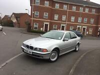 BMW 5 series 2.5 petrol auto ( ONE OWNER FROM NEE )