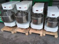 CATERING COMMERCIAL NEW 20 LT DOUGH MIXER ( MORE )PIZZA BAKERY BREAD LAHMACUN ROTI NAN KITCHEN SHOP