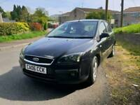 *REDUCED PRICE* 2006 FORD FOCUS (NEWER SHAPE) 1.6 ZETEC CLIMATE BLACK LOW MILEAGE