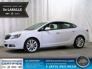 2014 Buick Verano Groupe Cuir 1SL + Gr.Com. 1 & 2 Wow..$$ -- LUX
