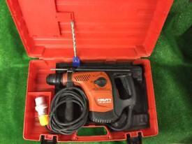 Hilti TE 40 AVR Combihammer Drill / Breaker 110v