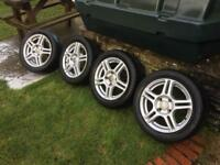 "Fox 15"" Alloys 4x114.3?"