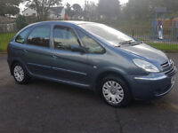2006 CITROEN XSARA PICASSO DESIRE 97,000 MILES MOTED 19/2/2018 MINT CONDITION INSIDE AND OUT
