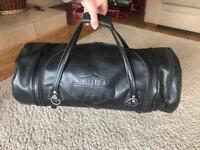 Harley Davidson saddle bag for rear luggage rack