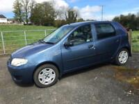FIAT PUNTO ACTIVE 2005 ***MOT OCTOBER 2017 *** ONLY 66000 MILES***
