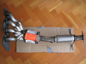 BRAND NEW UNUSED Ford/Volvo Cat Catalytic Converter React (Eurocarparts Product Code 724590470)