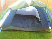 2/3 man double skinned tent