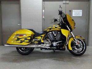 2014 Victory Motorcycles Cross Country ABS