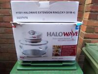 Halo Wave . Halogen Oven