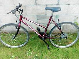 Mountain nike Raleigh spritz ( trade in old bikes)