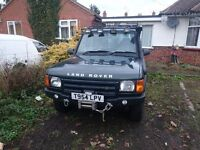 Land Rover Discovery TD5 GS DIESEL 6 MONTHS MOT ALL-TERRAIN T/A BFGOODRICH TIRES NEARLY NEW