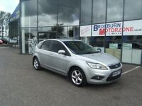 2008 08 FORD FOCUS 1.8 ZETEC TDCI 5d 115 BHP FREE 12 MONTHS MOT **** GUARANTEED FINANCE ****
