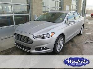 2016 Ford Fusion SE REDUCED! Was $24,990. AWD, LEATHER, NAV
