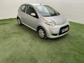 image for Citroen C1 1.0l with low miles and long mot