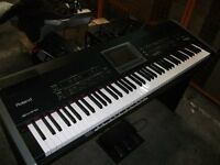 Roland RK300 piano /keyboard.