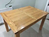 Extending Oak Table for sale