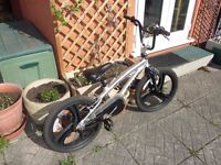 ZINC VERTICAL HYBRID FREESTYLE BMX BIKE