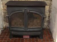 Decommissioned gas stove