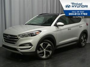 2017 Hyundai Tucson SE 1.6T *Leather Sunroof