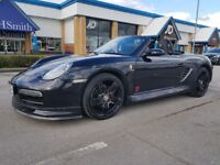Porsche Boxster 2.7 987 facelift model FSH and upgrades Stunning