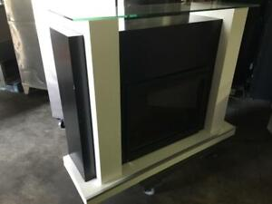 53 inch Dimplex Electric Fireplace Model DF2608 like new only $295!