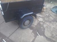 Car trailer wanted don't mind some repaires or tlc tex me
