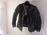 Female, motorbike jacket Ixon Nirvana, size small for sale.