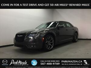 2017 Chrysler 300S RWD - Bluetooth, Remote Start. Backup Cam, He