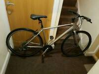 Giant Escape hybrid bike