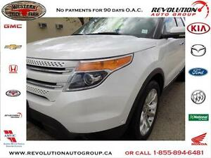 2011 Ford Explorer LIMITED NAV, DVD