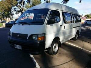 2002 Toyota Hiace Commuter Auto Exc Condition Marion Marion Area Preview