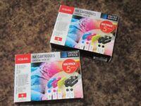 Ink compatible HP H364XL DeskJet/OfficeJet/PhotoSmart/PS Premium