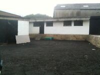 Spacious studio Workshop unit garage or office space to rent - Bills Included