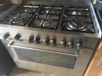 DeLonghi six hob cooker