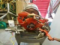 Piset 110v pipe threader