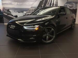 2015 Audi S4 PROGRESSIV BLACK OPTICS ROTOR NAV KEY LESS