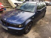 BMW 320d Touring, Full Service History, 6 speed