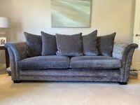 Beautiful Large 4 Seater Sofa