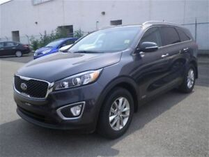 2017 Kia Sorento 2.4L LX | AWD | Bluetooth | Heated Seats