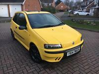 Fiat Punto 1.2 Sporting Low Miles with history