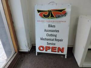 BICYCLE SHOP QUALITY  FIXTURES & FITTINGS, PALLET RACKING SPARES Adelaide CBD Adelaide City Preview