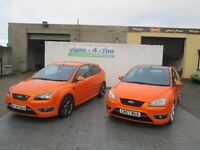 2007 ford focus in the best colour orange this one is price to sell £4750 77000 miles belfast derry