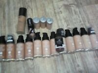 Foundation and mineral powder massive bundle