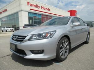 2014 Honda Accord Sport, with Eco mode!!