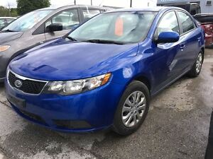 2012 Kia Forte LX CALL 519 485 6050 CERTIFIED