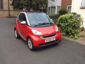 SMART CAR FOURTWO PASSION 84 AUTO COUPE