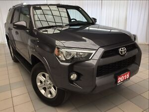 2016 Toyota 4Runner Trail Edition *Navigation!*