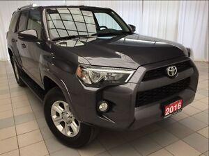 2016 Toyota 4Runner Trail Edition *Navigation!*